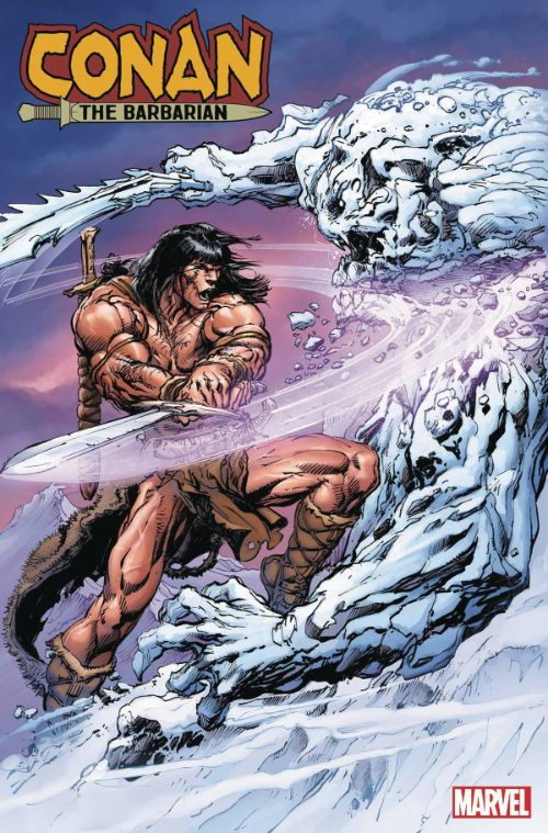 CONAN THE BARBARIAN#11