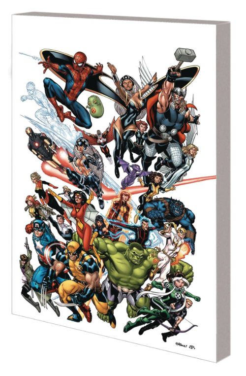 MARVEL MONOGRAPH: THE ART OF ED MCGUINNESS