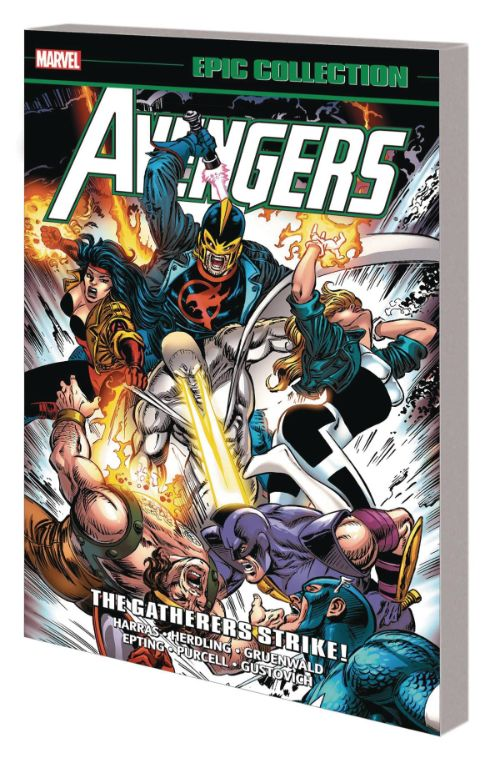 AVENGERS EPIC COLLECTION VOL 24: THE GATHERERS STRIKE!