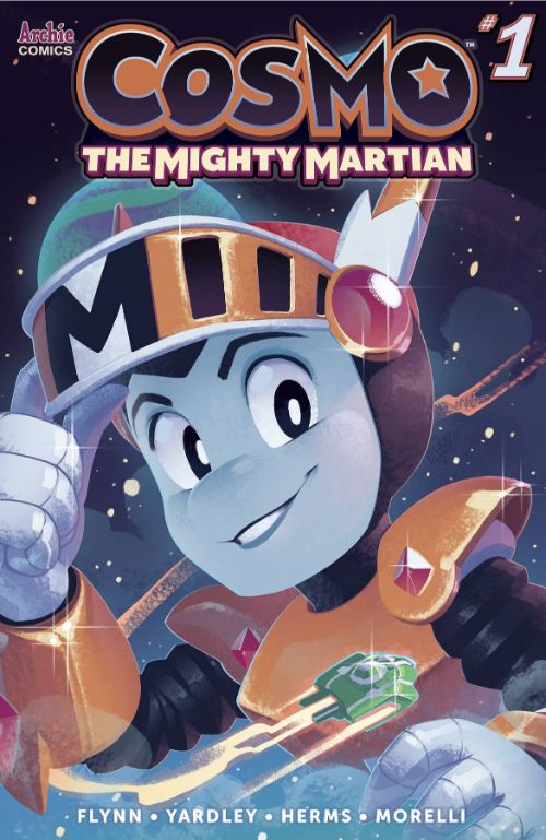 COSMO THE MIGHTY MARTIAN#1