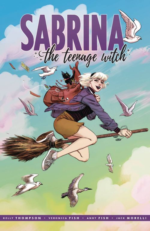 SABRINA THE TEENAGE WITCHVOL 01
