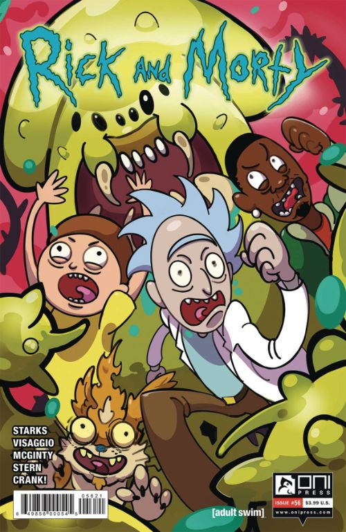 RICK AND MORTY#56