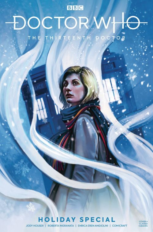 DOCTOR WHO: THE THIRTEENTH DOCTOR HOLIDAY SPECIAL #1
