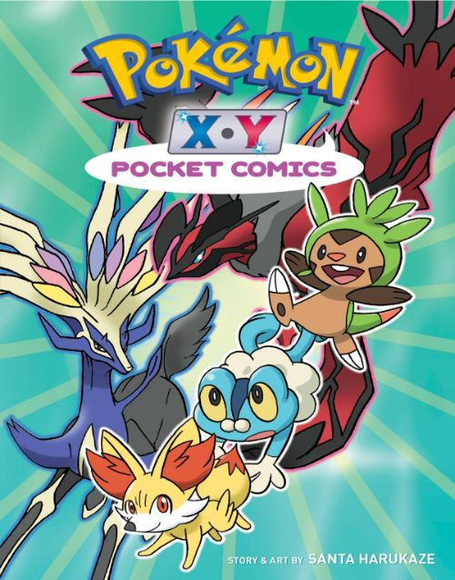 POKEMON POCKET COMICS: XY