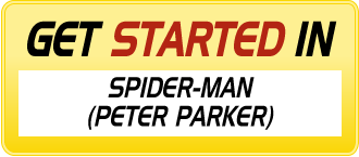Get Started in SPIDER-MAN (PETER PARKER)