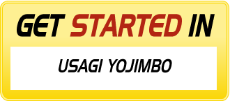 Get Started In USAGI YOJIMBO