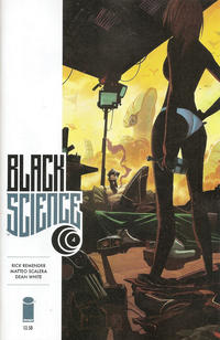 Key Issue cover 4 for BLACK SCIENCE
