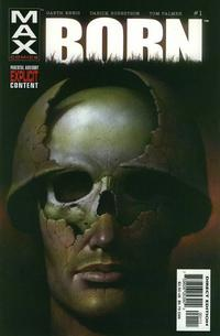 Key Storyline cover 3 for PUNISHER