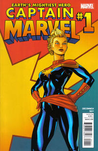 Key Storyline cover 1 for CAPTAIN MARVEL (CAROL DANVERS)