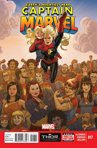 Key Issue cover 4 for CAPTAIN MARVEL (CAROL DANVERS)