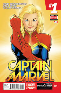 Key Storyline cover 2 for CAPTAIN MARVEL (CAROL DANVERS)