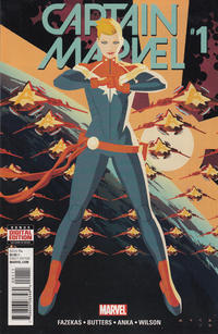 Key Storyline cover 3 for CAPTAIN MARVEL (CAROL DANVERS)