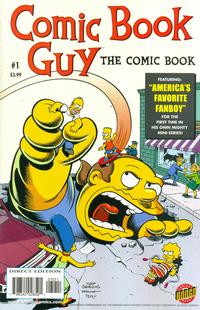 Key Issue cover 4 for SIMPSONS