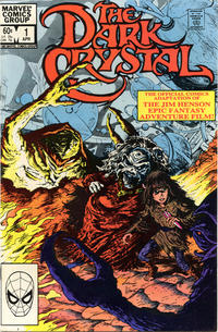 Key Issue cover 2 for DARK CRYSTAL