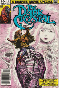 Key Issue cover 3 for DARK CRYSTAL
