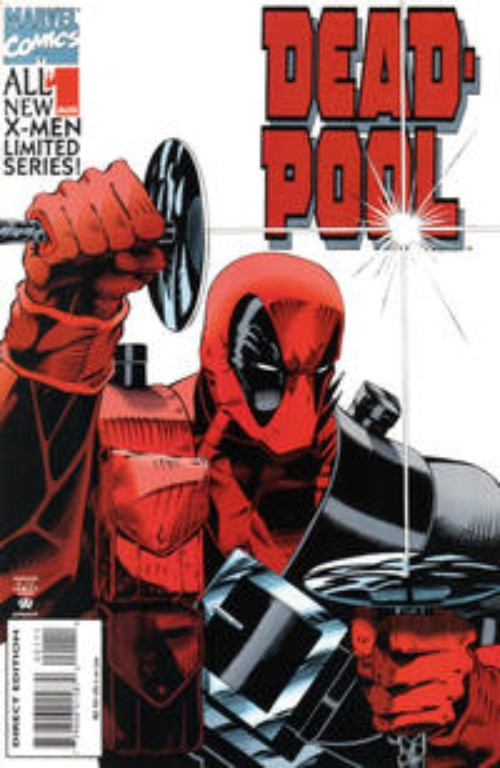 Key Storyline cover 1 for DEADPOOL