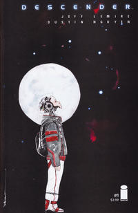 Key Issue cover 1 for DESCENDER