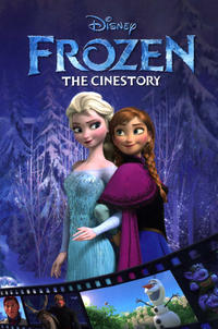 Key Issue cover 1 for FROZEN