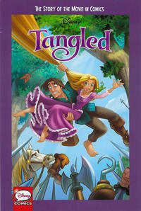 Key Issue cover 2 for TANGLED