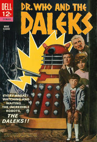 Key Issue cover 1 for DOCTOR WHO