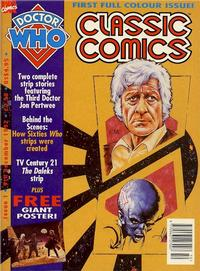 Key Issue cover 4 for DOCTOR WHO