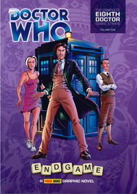 Key Storyline cover 2 for DOCTOR WHO