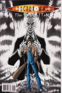 Key Storyline cover 3 for DOCTOR WHO