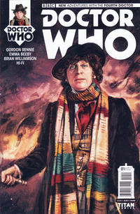 Key Storyline cover 4 for DOCTOR WHO