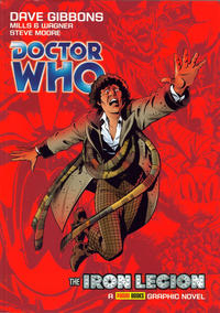 Key Storyline cover 1 for DOCTOR WHO