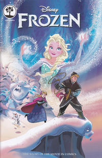 Key Issue cover 2 for FROZEN