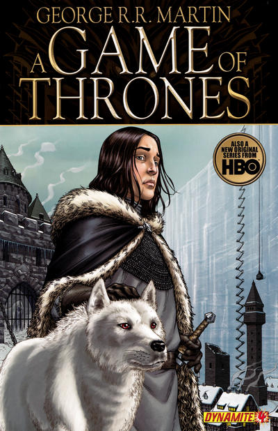 Key Issue cover 4 for GAME OF THRONES