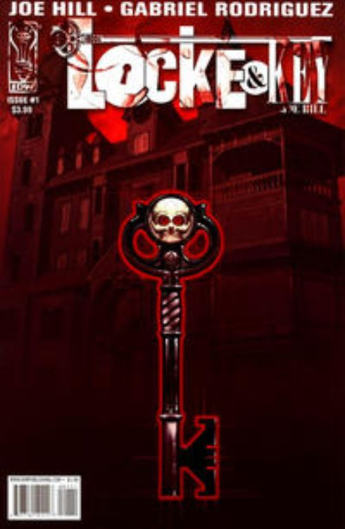 Key Issue cover 1 for LOCKE AND KEY
