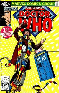 Key Issue cover 2 for DOCTOR WHO
