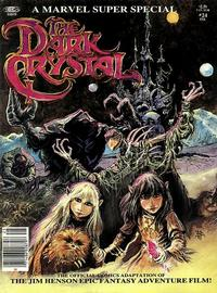 Key Issue cover 1 for DARK CRYSTAL