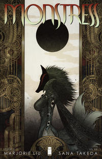 Key Issue cover 2 for MONSTRESS