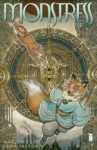 Key Issue cover 3 for MONSTRESS