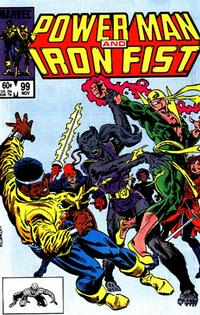 Key Storyline cover 2 for IRON FIST
