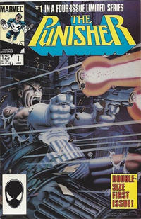 Key Storyline cover 1 for PUNISHER