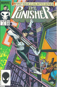 Key Issue cover 2 for PUNISHER