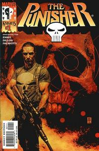 Key Storyline cover 2 for PUNISHER