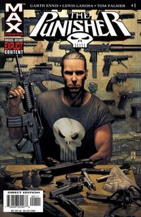 Key Issue cover 4 for PUNISHER