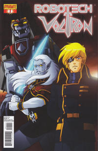 Key Issue cover 3 for VOLTRON