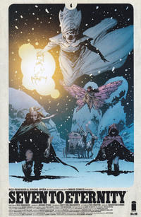 Key Issue cover 4 for SEVEN TO ETERNITY