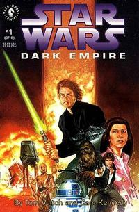 Key Storyline cover 2 for STAR WARS