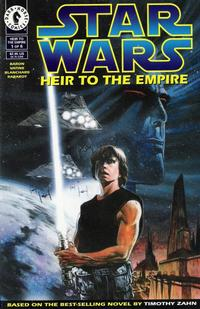Key Storyline cover 3 for STAR WARS