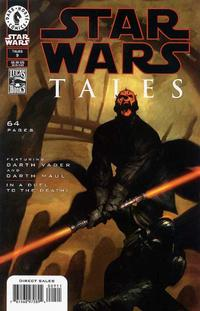 Key Issue cover 2 for DARTH MAUL