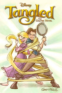 Key Issue cover 1 for TANGLED