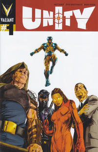Key Storyline cover 3 for X-O MANOWAR