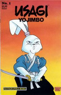 Key Issue cover 2 for USAGI YOJIMBO