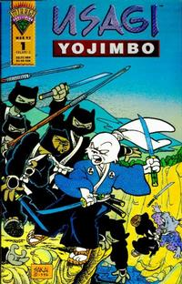 Key Storyline cover 2 for USAGI YOJIMBO